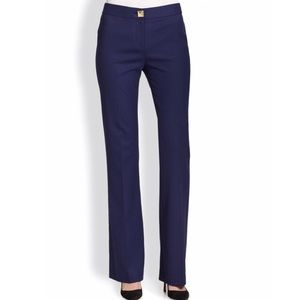 Kate Spade Navy Trousers